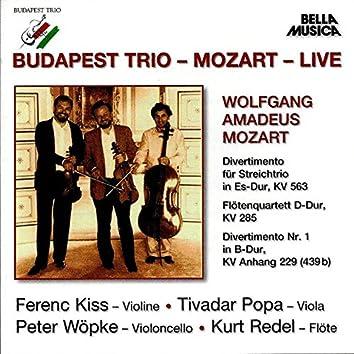 Budapest Trio - Mozart (Live)