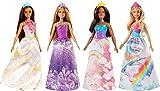 Barbie Dreamtopia Princess Poupées (Multicolore, Femelle, Fille, 3 année(s), (FJC94), Couleur/modèle Assorti.