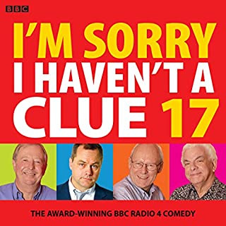 I'm Sorry I Haven't a Clue 17 cover art