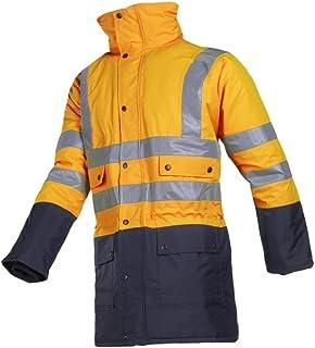 Chaqueta de lluvia para invierno Sieen 2006A2NI4279XL Stormflash Hi-Vis, talla XL, color