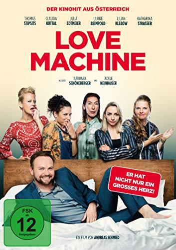 Love Machine - Er hat nicht nur ein großes Herz!