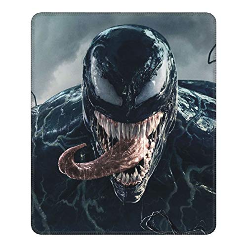 V-enom Mouse Pad Personalized Washable Design Non-Slip Rubber Base Gaming Mouse Pads Office laptops Mouse Mat 12 X 10 Inch
