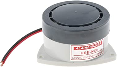 2 Wire Industrial Alarm Horn Speaker Beeper Buzzer Warning Autos Reversing - HRB-N80-220V, as described