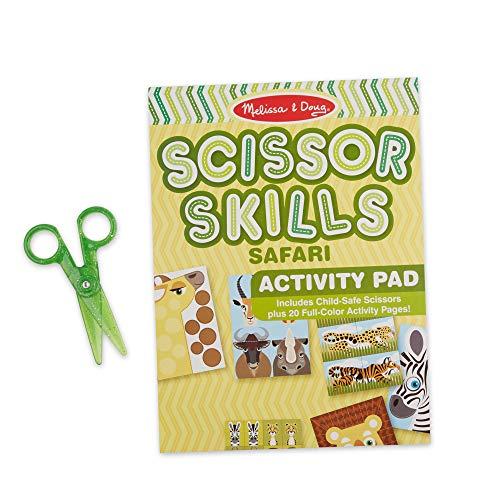 Melissa & Doug Scissor Skills Activity...