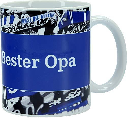 FC Schalke 04 Kaffeebecher Bester Opa 0,3 Liter
