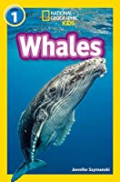 Whales: Level 1 (National Geographic Readers)