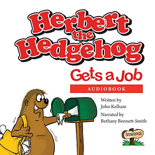 Herbert the Hedgehog Gets a Job cover art