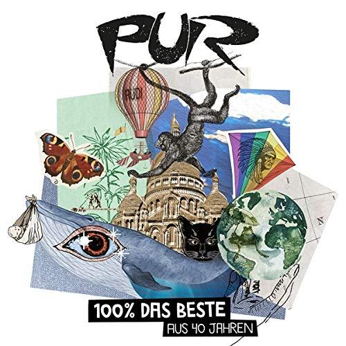 100% das Beste aus 40 Jahren (Ltd. Deluxe Edt.) (inkl. 3 neuen Songs und Megamix)