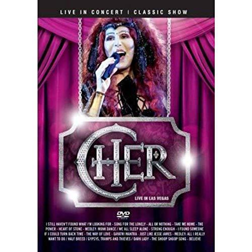 DVD Cher - Live In Las Vegas