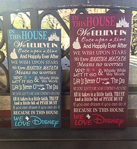 10 best house rules sign for home for 2020