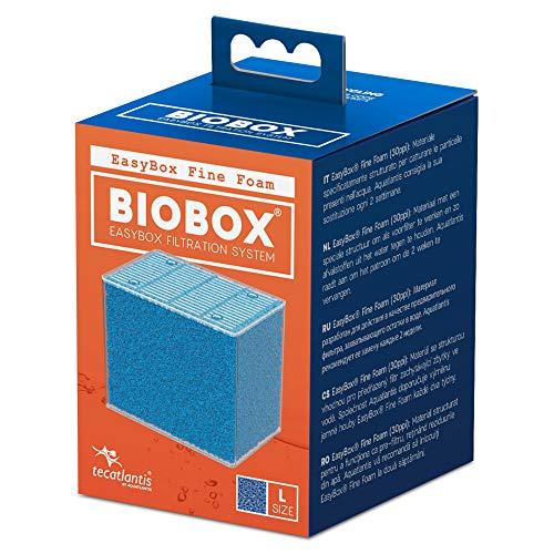 Aquatlantis 03171 EasyBox Filterschwamm fein für Biobox 2, L