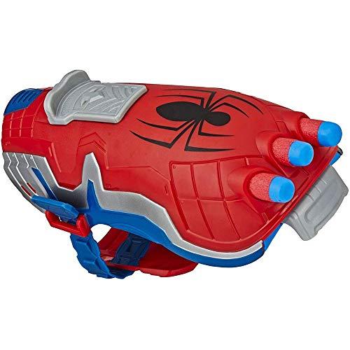 Lançador Power Moves Homem Aranha - E7328 - Hasbro