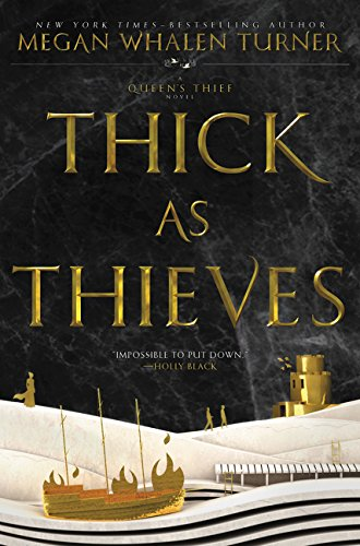 Image of Thick as Thieves (Queen's Thief, 5)