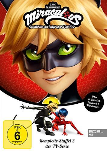 Miraculous - Geschichten von Ladybug & Cat Noir - Die komplette 2. Staffel