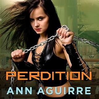 Perdition audiobook cover art