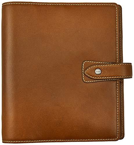 Filofax Malden 25847 - Organizador personal (1 semana en 2 páginas, A5), color marrón