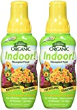 Espoma Company INPF8 Organic Indoor Plant Food, 8 oz Pack of 2