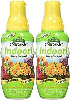 organic indoor plant fertilizer