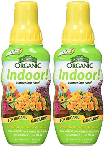 INPF8 Organic Indoor Plant Food