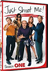 Just Shoot Me! on DVD