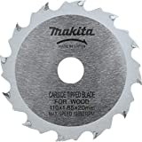 Makita A-90093 4-3/8-Inch 12 Tooth ATB Saw Blade with 20mm Arbor