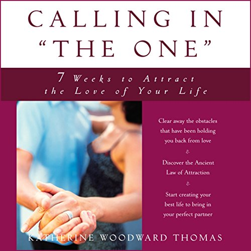 "Calling in ""The One"" audiobook cover art"