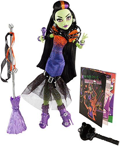Monster High Mattel CHW89 - Casta Fierce Modepuppe