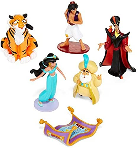 Disney Collection Aladdin Figurine Play Set by Disney