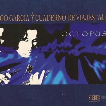 Cuaderno de viaje vol1: octopus