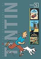 The Adventures of Tintin: Volume 5 (3 Original Classics in 1)