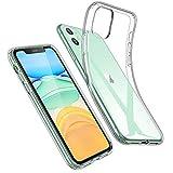 ESR iPhone 11 用 ケース クリアケース 6.1インチ 透明 スリム 軽量 tpuカバー 柔軟シリコン クリア