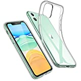 ESR Cover per iPhone 11, Custodia Essential Zero in TPU Morbido, Sottile e Trasparente Compatibile...