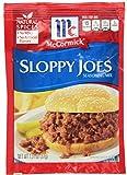 Mccormick Sloppy Joes Seasoning Mix 1/31 Oz - 3 Pack