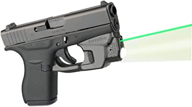 Centerfire Light/Laser (Green) with GripSense For use on Glock 42/43