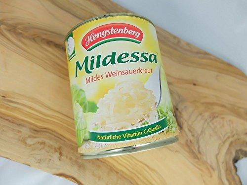 MILDESSA Weinsauerkraut | 810g