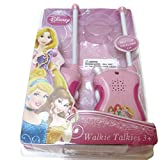 DISNEY PRINCESS WALKIE TALKIES FOR AGES 3 +