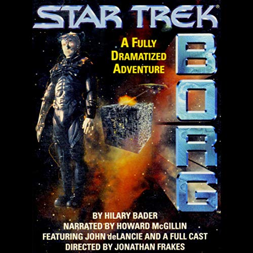 Star Trek: Borg (Adapted) cover art
