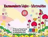 Razonamiento lógico matemático 1 / Editorial GEU/ Recomendado de 3-6 años / Estimula razonamiento lógico matemático / Trabaja conceptos básicos
