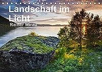 Landschaft im Licht (Tischkalender 2022 DIN A5 quer): Landschaftsfotografien (Monatskalender, 14 Seiten )