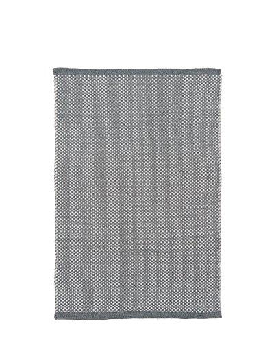 LIV INTERIOR PET Teppich DOTS 200 x 140 cm, grau Natur