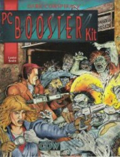 PC Booster Kit (Dark Conspiracy RPG)