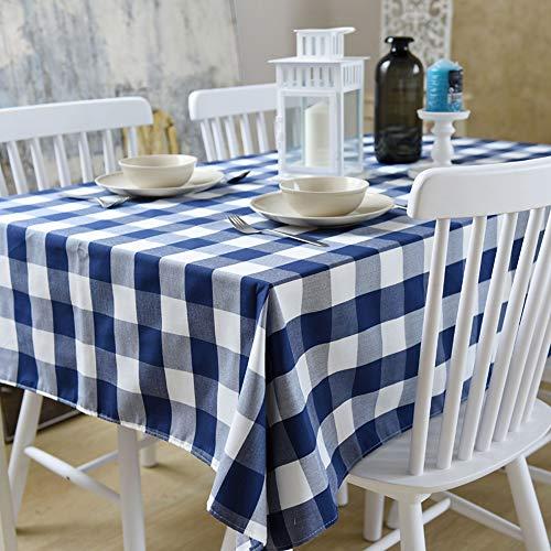 Flashing tafelkleed Plaid Nordico tafelkleed tafelkleed van katoen linnen klein Fresco rechthoekig moderne tafel minimalistisch