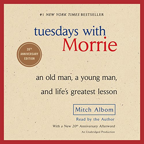 『Tuesdays with Morrie』のカバーアート