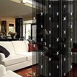 Seguryy Beauty Decorative String Bead Curtain for <span class='highlight'>Door</span> Window Panel <span class='highlight'>Room</span> <span class='highlight'>Divider</span>