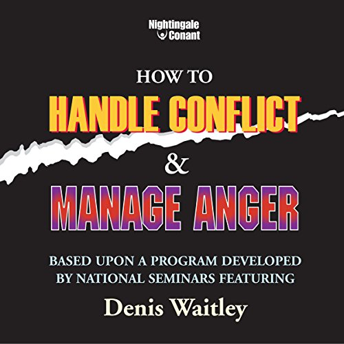 How to Handle Conflict and Manage Anger audiobook cover art