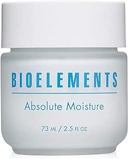 Bioelements Absolute Moisture, 2.5Ounce