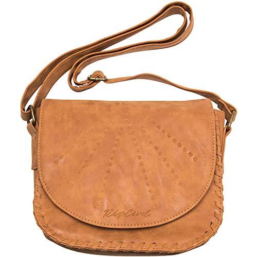 Rip Curl Damen Umhängetasche LOTUS SADDLE BAG, Größe:ONESIZE, Farben:vintage tan