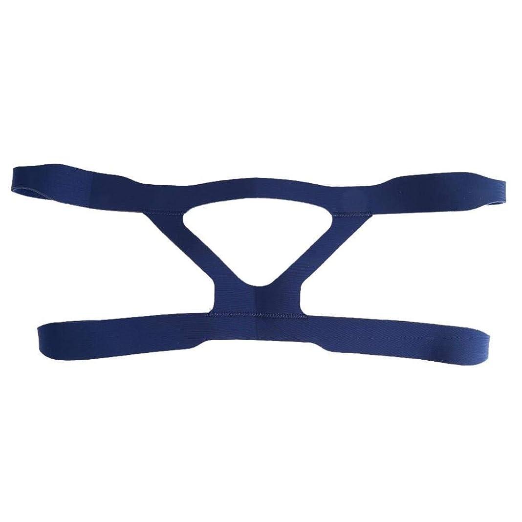 歯科医ボルト飛ぶNOTE ユニバーサルマスクヘッドギア交換4ポイントヘッドバンド医療人工呼吸器鼻マスクヘッドバンド用睡眠時無呼吸いびきCPAP機