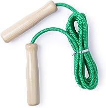 eBuyGB Kleurrijke Skipping Touw Kinderen, Volwassenen Fitness, Snelheid, Airconditioning & Vet Verlies voor Boksen, Thuis...