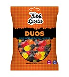 8. Gustaf's Licorice Duos, 5.29 Ounce (Pack of 12)